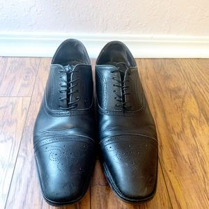 To Boot Shoes - To Boot New York David Medallion Black Shoes 13